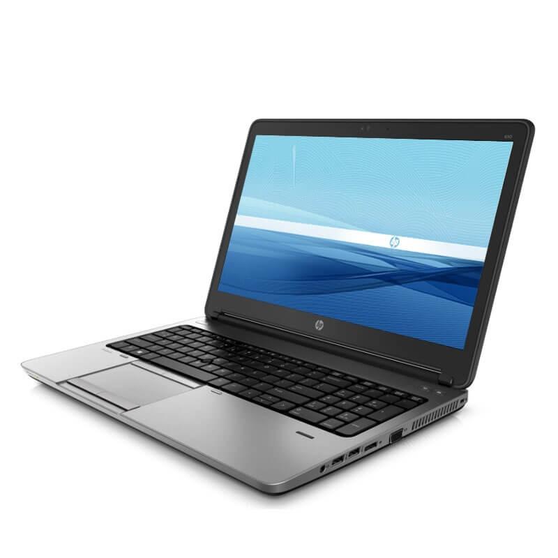 Laptop second hand HP ProBook 650 G2, Intel i5-6200U, 256GB SSD, 15.6