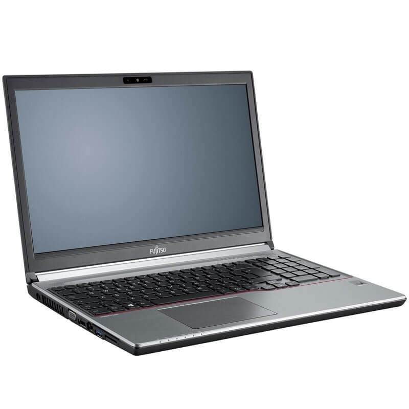 Laptop SH Fujitsu LIFEBOOK E736, Intel Core i3-6100U, 8GB DDR4