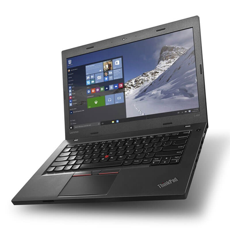 Laptop SH Lenovo ThinkPad L460, Intel Pentium 4405U, Webcam
