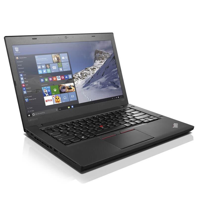Laptop SH Lenovo ThinkPad T460, Core i5-6200U, 128GB SSD, Webcam