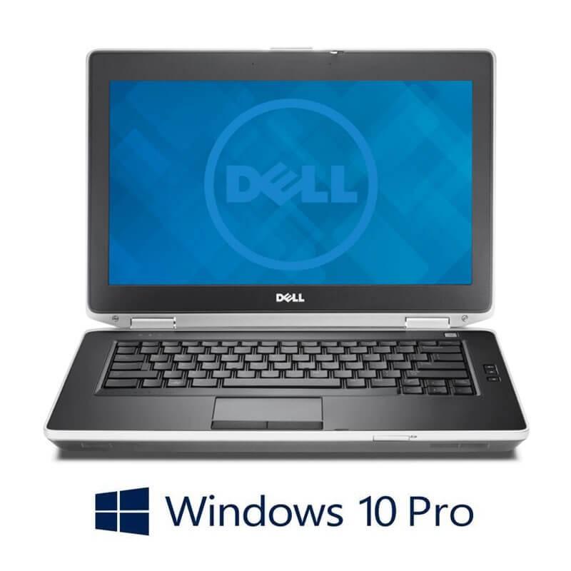 Laptopuri Dell E6430, I5-3320M, Win 10 Pro, Baterie Noua