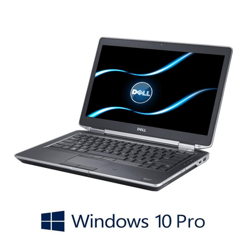 Laptopuri refurbished Dell Latitude E6420, Intel Core i5-2540M, Win 10 Pro