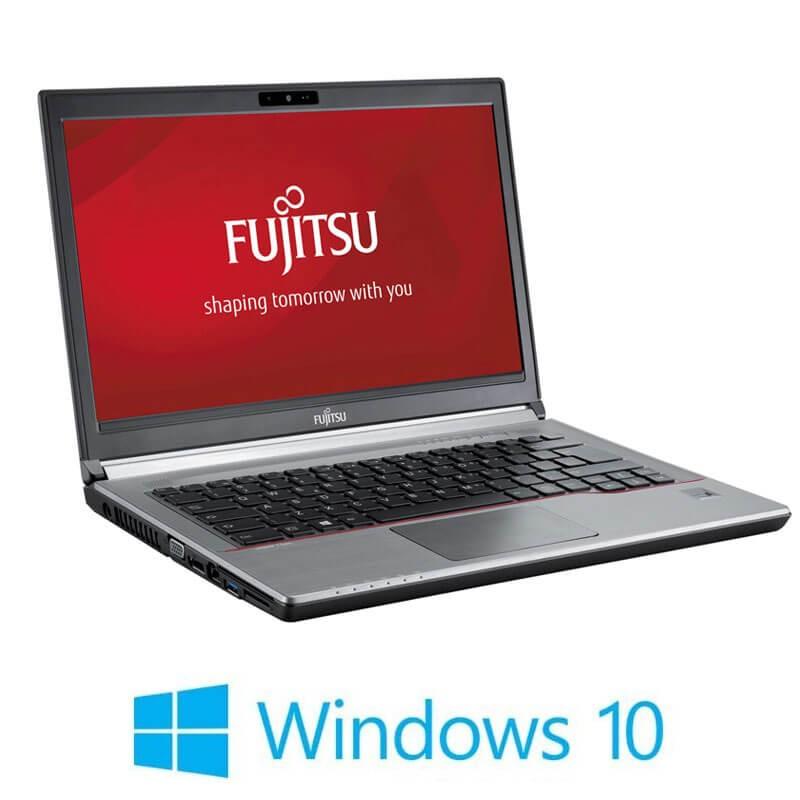 Laptopuri Refurbished Fujitsu LIFEBOOK E734, Intel i5-4310M, 8GB, Win 10 Home