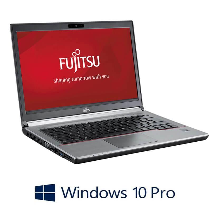Laptopuri Refurbished Fujitsu LIFEBOOK E734, Intel i5-4310M, 8GB, Win 10 Pro