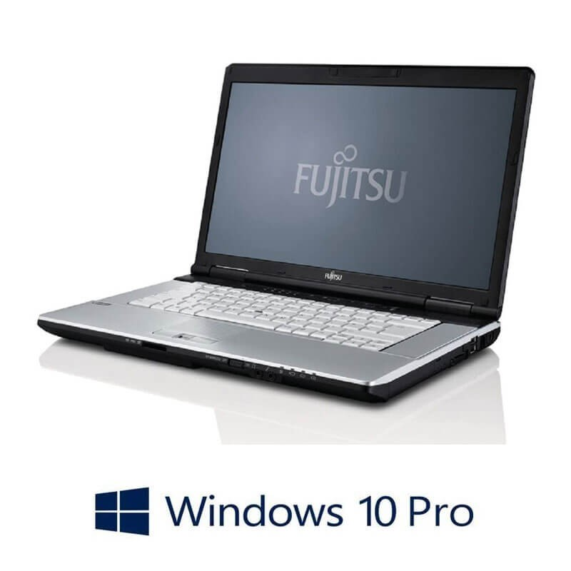 Laptopuri Refurbished Fujitsu LIFEBOOK E751, Intel i5-2520M, Win 10 Pro