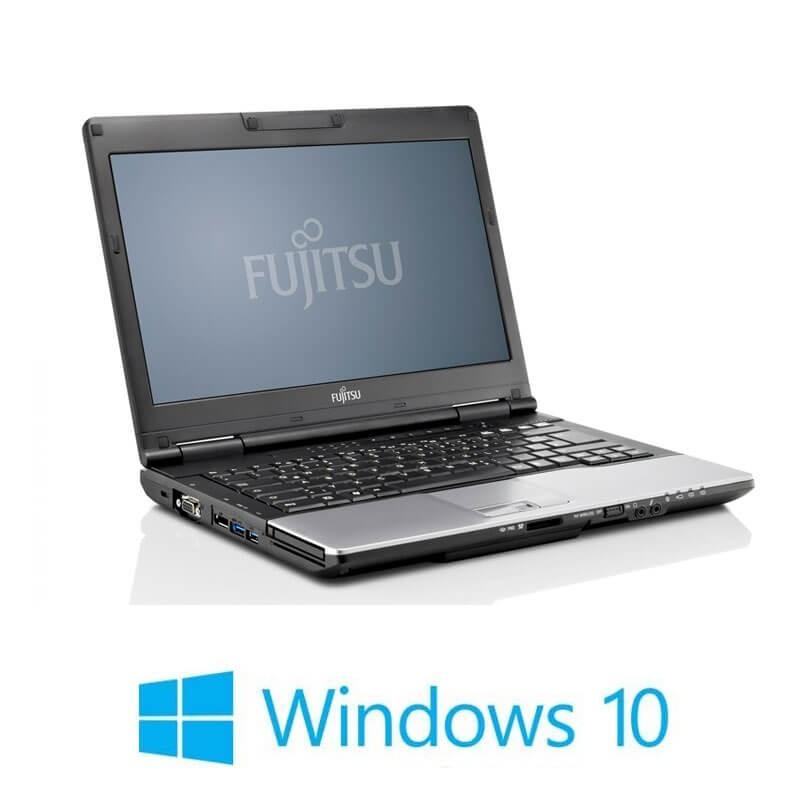 Laptopuri Refurbished Fujitsu S752, i5-3320M Gen 3, Win 10 Home
