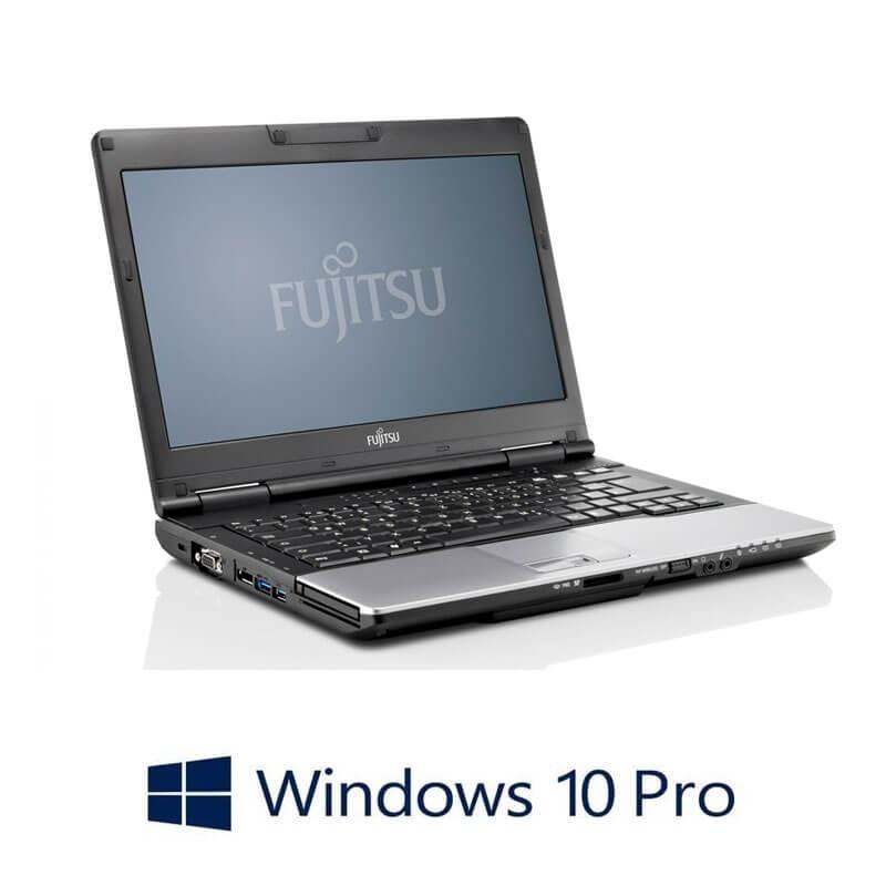 Laptopuri Refurbished Fujitsu S752, i5-3320M Gen 3, Win 10 Pro