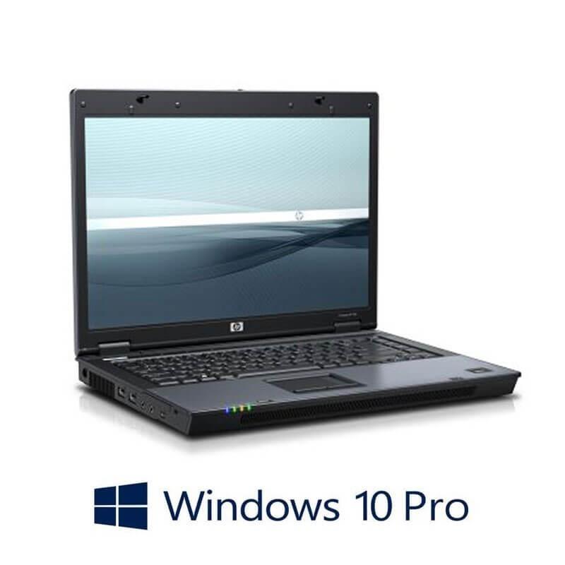 Laptopuri Refurbished HP Compaq 6710b, Core 2 Duo T8100, Windows 10 Pro