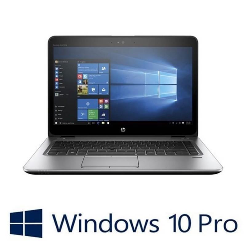 Laptopuri Refurbished HP EliteBook 840 G2, i5-5200U, Win 10 Pro