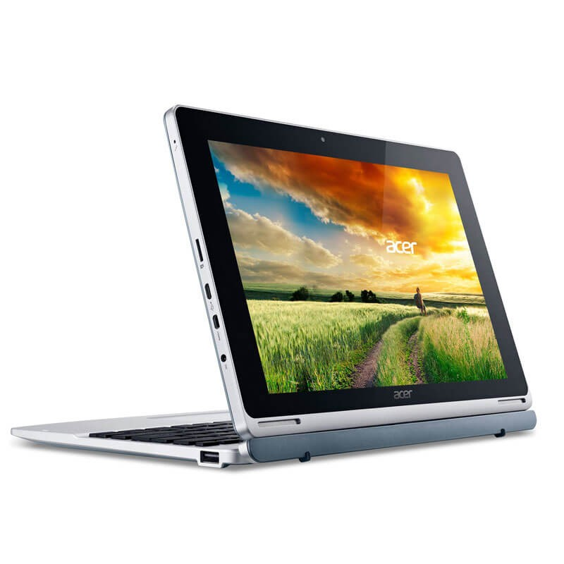 Laptopuri second hand 2 in 1 Acer Aspire SW5-012, Atom Quad Core Z3735F, Grad A-, 10.1 inch