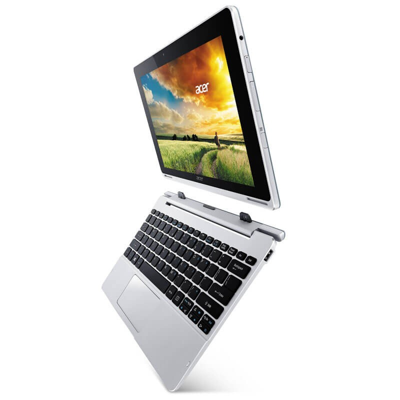 Laptopuri second hand 2 in 1 Acer Aspire SW5-012, Intel Atom Quad Core Z3735F, 10.1 inch
