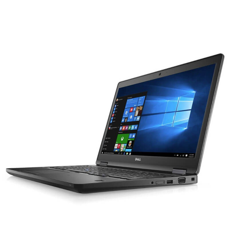 Laptopuri second hand Dell Latitude 5590, i5-7300U, 256GB SSD, 15.6
