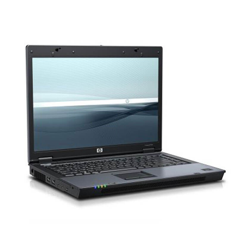 Laptopuri second hand HP Compaq 6710b Business Notebook, Core 2 Duo T8100