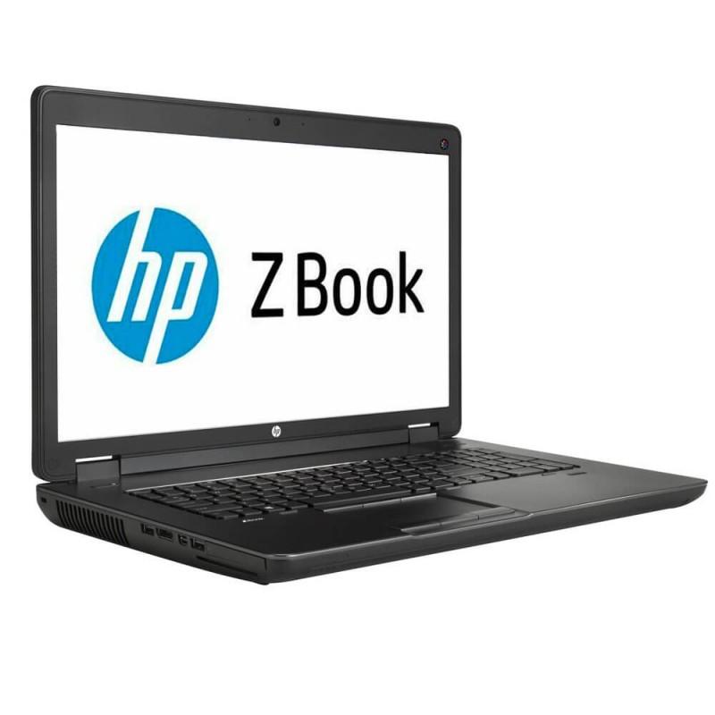 Laptopuri second hand HP ZBook 17 G2, Quad Core i7-4710MQ, SSD, 17.3