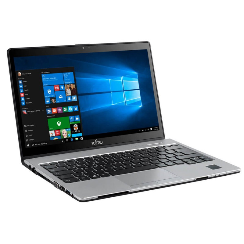 Laptopuri SH Fujitsu LIFEBOOK S936, i5-6200U Gen 6, Full HD, SSD 512GB