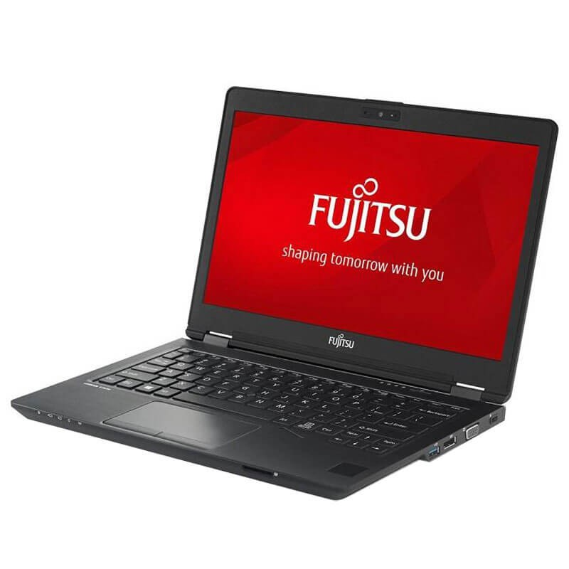 Laptopuri SH Fujitsu LIFEBOOK U727, Intel i7-7500U, TouchScreen, Full HD