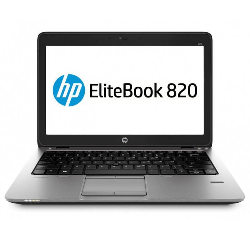 Laptopuri SH HP EliteBook 820 G2, i7-5600U, 16GB RAM, 256GB SSD M.2
