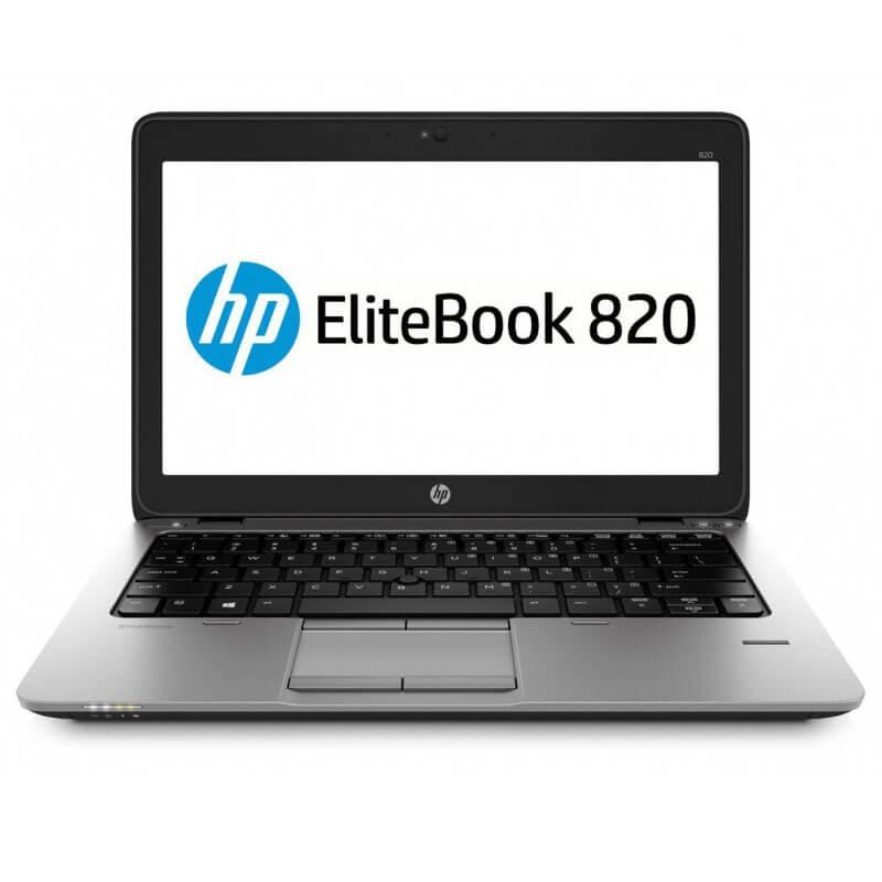 Laptopuri SH HP EliteBook 820 G2, i7-5600U, 16GB RAM, 256GB SSD M.2