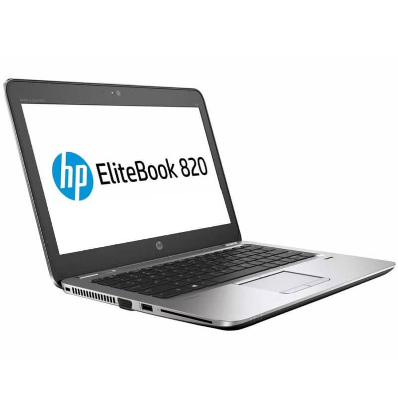 Laptopuri SH HP EliteBook 820 G3, Intel i5-6200U, 8GB DDR4, 256GB SSD