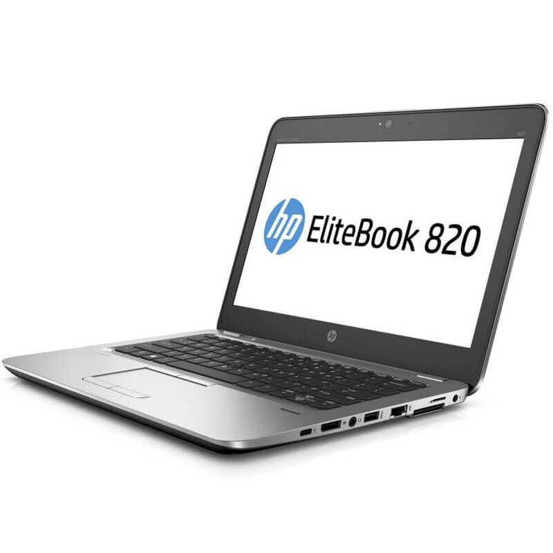 Laptopuri SH HP EliteBook 820 G3, Intel i5-6200U, SSD M.2, Full HD