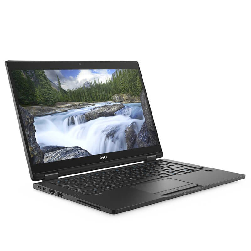 Laptopuri Touchscreen second hand Dell Latitude 7390 2-in-1, Core i5-8250U, SSD, Full HD, Webcam