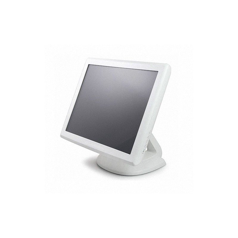 Monitoare Refurbished Touchscreen USB si Serial Elo 1515L, Alb