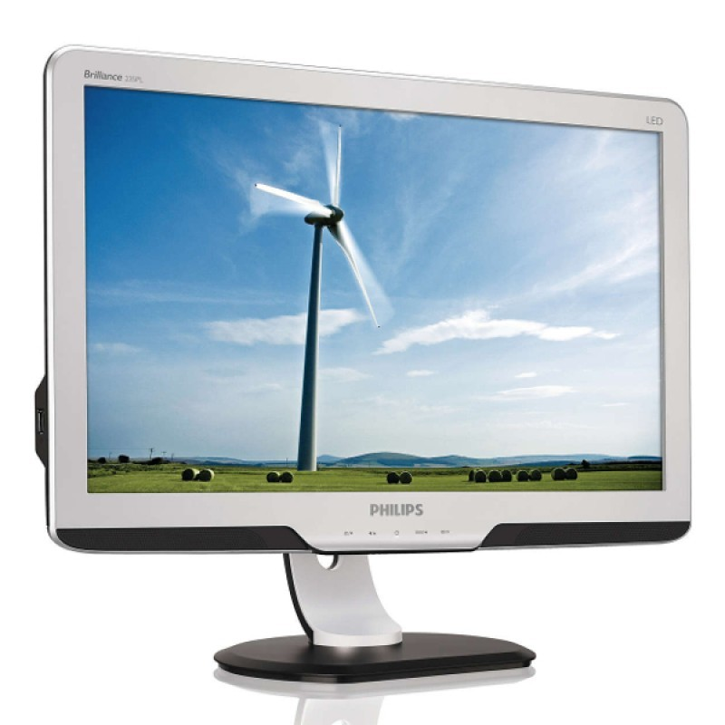 Monitoare SH Led cu Powersensor Philips 235PL2, 23 Inch, Grad B