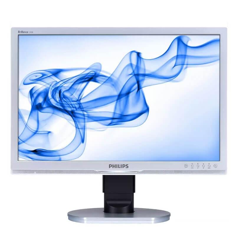 Monitor LCD Philips Brilliance 240B, 24 inci Full HD