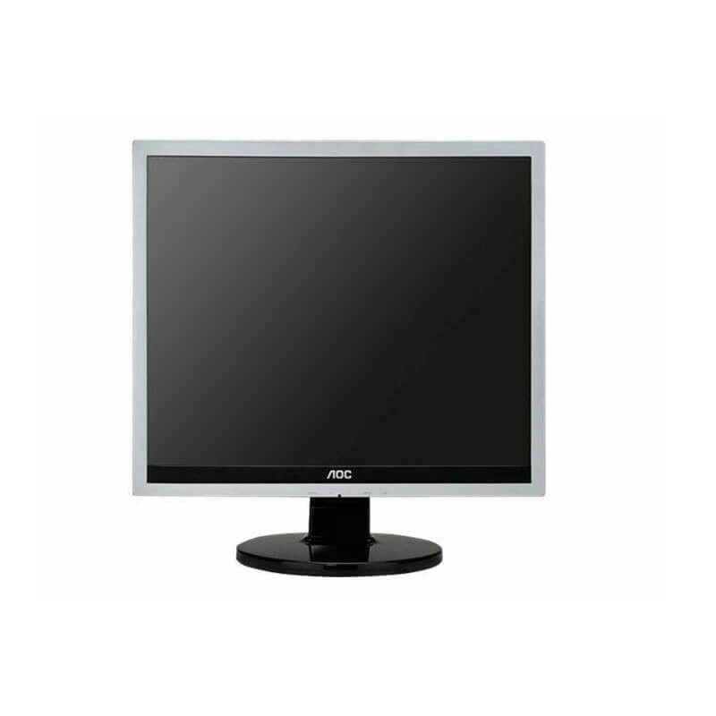 Monitor LCD Refurbished, AOC 719va+, 17inch