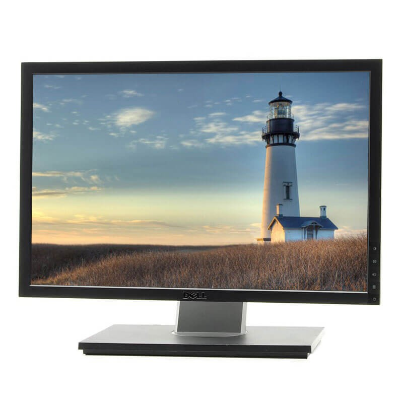 Monitor LCD Refurbished Dell 1909WB, 5ms, 19 inch WideScreen