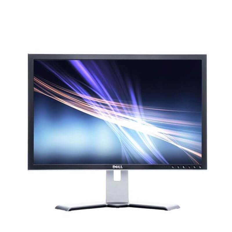 Monitor LCD Refurbished Dell E207WFPc, 20 inch WideScreen
