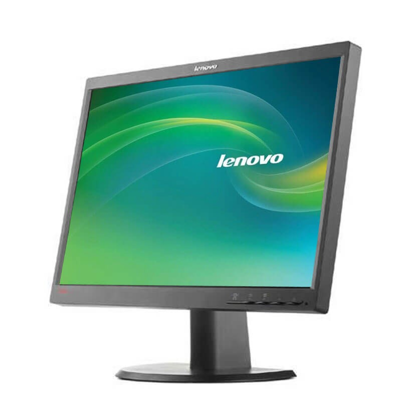 Monitor LCD Lenovo ThinkVision L2240Pwd, 22 inch Widescreen