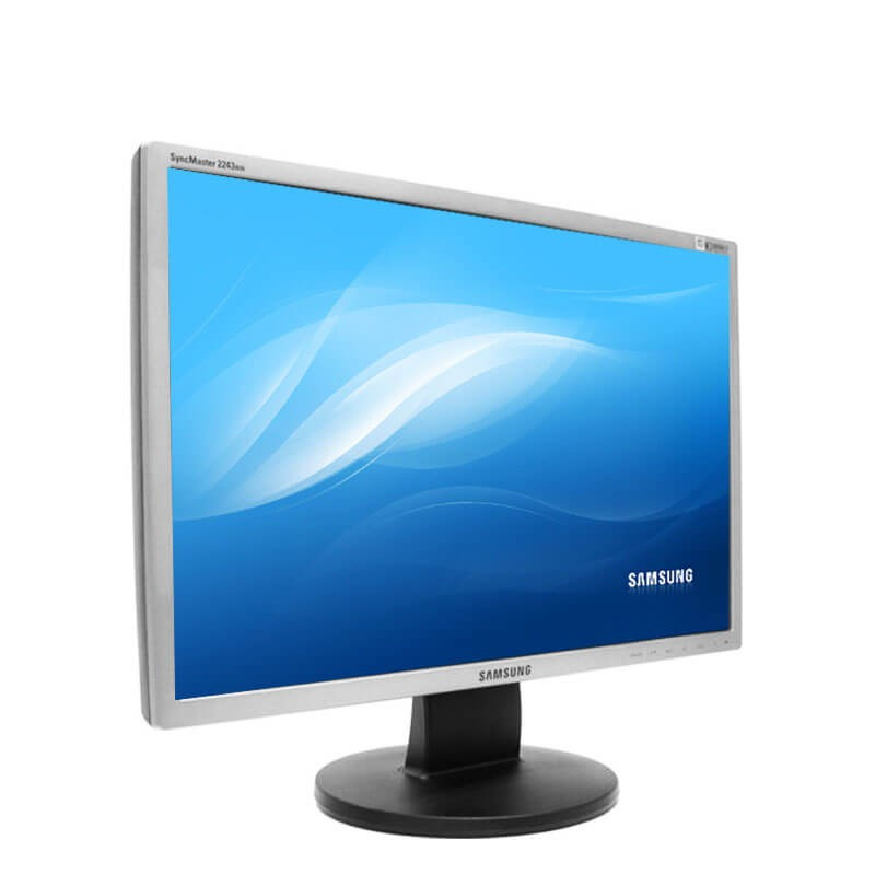 Monitor LCD Samsung SyncMaster 2243NW, 22 inci Widescreen