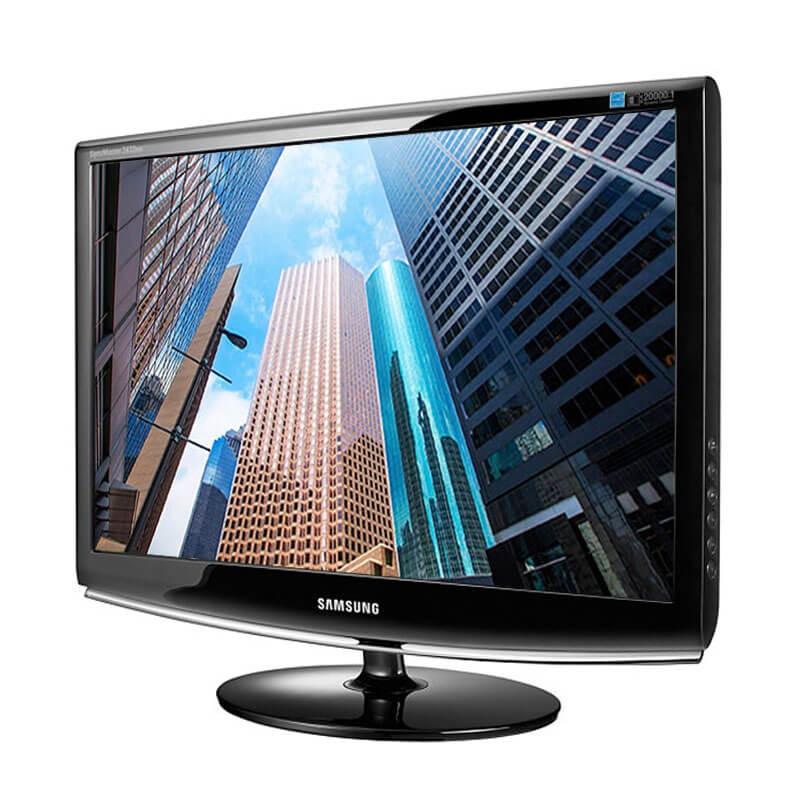 Monitor LCD Samsung SyncMaster 2433BW, 24 inci Full HD