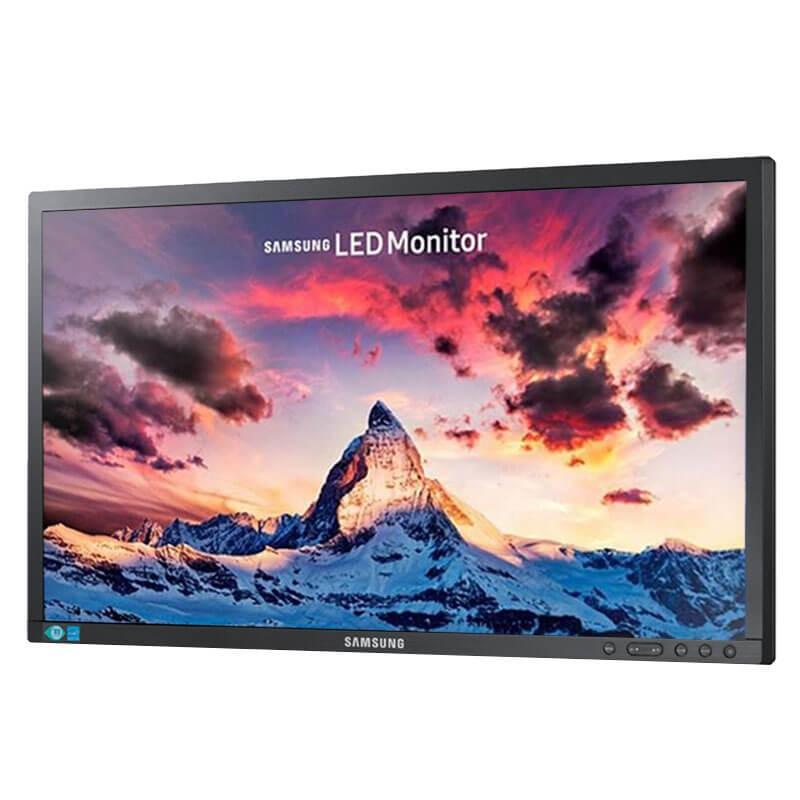 Monitor LED Samsung SyncMaster S24C450BW, 24 inci Full HD