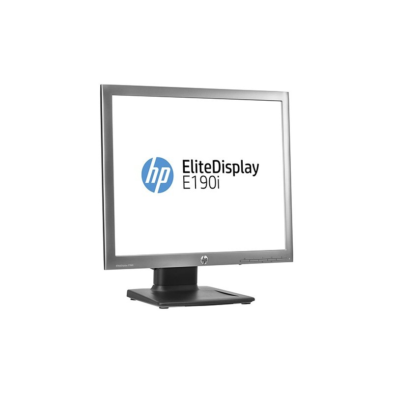 Monitor Refurbished HP EliteDisplay E190i, LED Backlit IPS