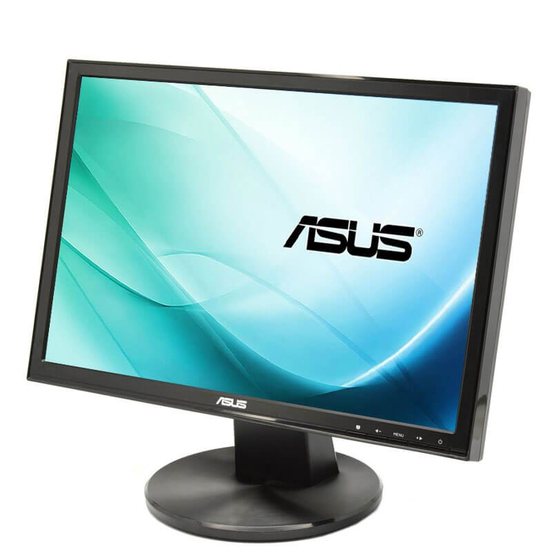Monitor Refurbished LCD Asus VW193D, 19 inch WideScreen
