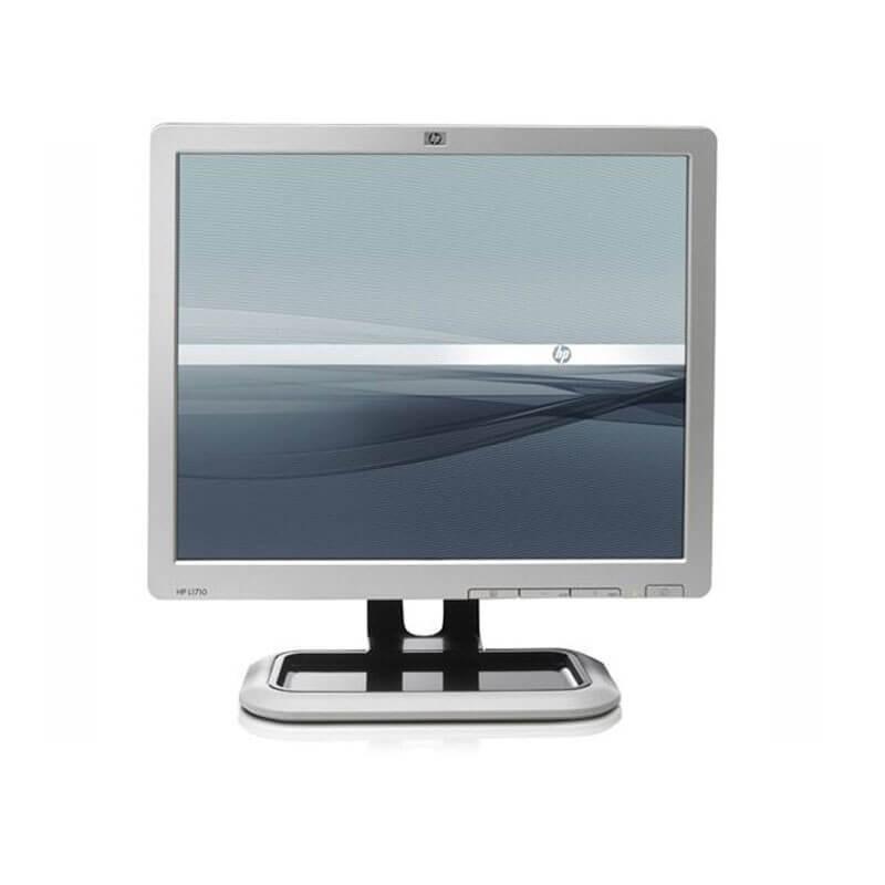 Monitor Refurbished LCD TFT HP L1710, 17 inch