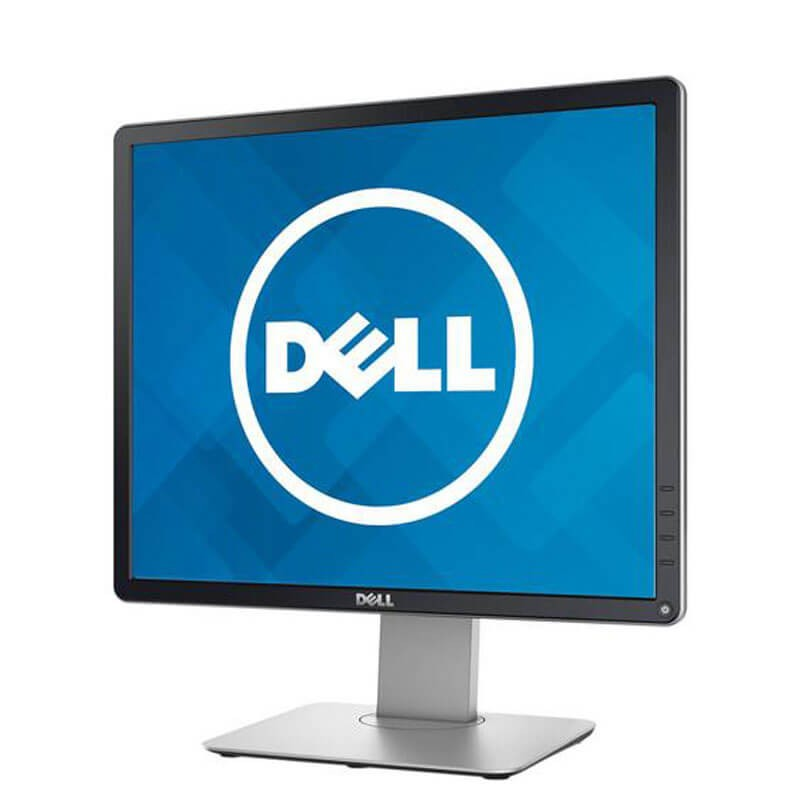 Monitor Refurbished LED Dell P1914Sf, 19 inch, Panel IPS
