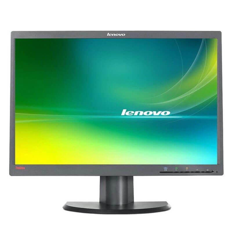 Monitor Refurbished LED Lenovo ThinkVision LT2252p, 22 inch WideScreen