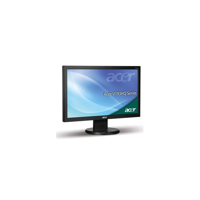 Monitor SH 19 inch widescreen Acer V193HQV