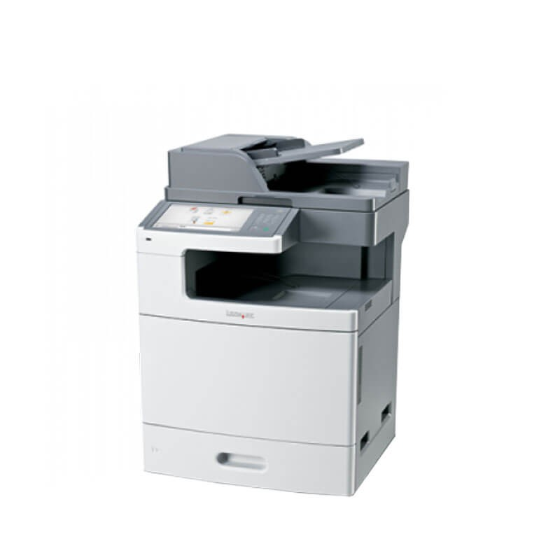 Multifunctional SH Color LaserJet Lexmark X792de