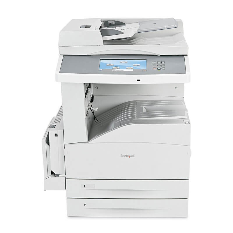 Multifunctionala A3 Refurbished Laser Monocrom Lexmark X862de