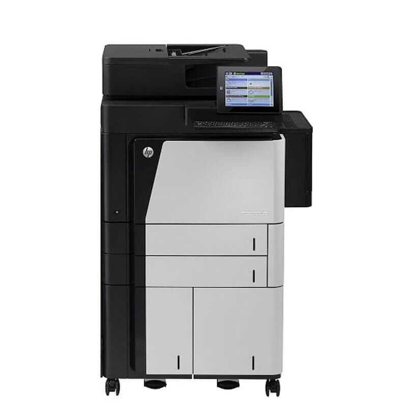 Multifunctionala Refurbished A3 HP LaserJet Enterprise Flow M830 MFP