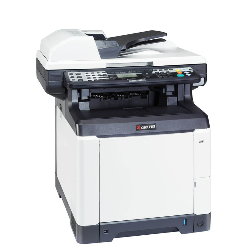 Multifunctionala Refurbished Laser Color Kyocera ECOSYS M6526cdn