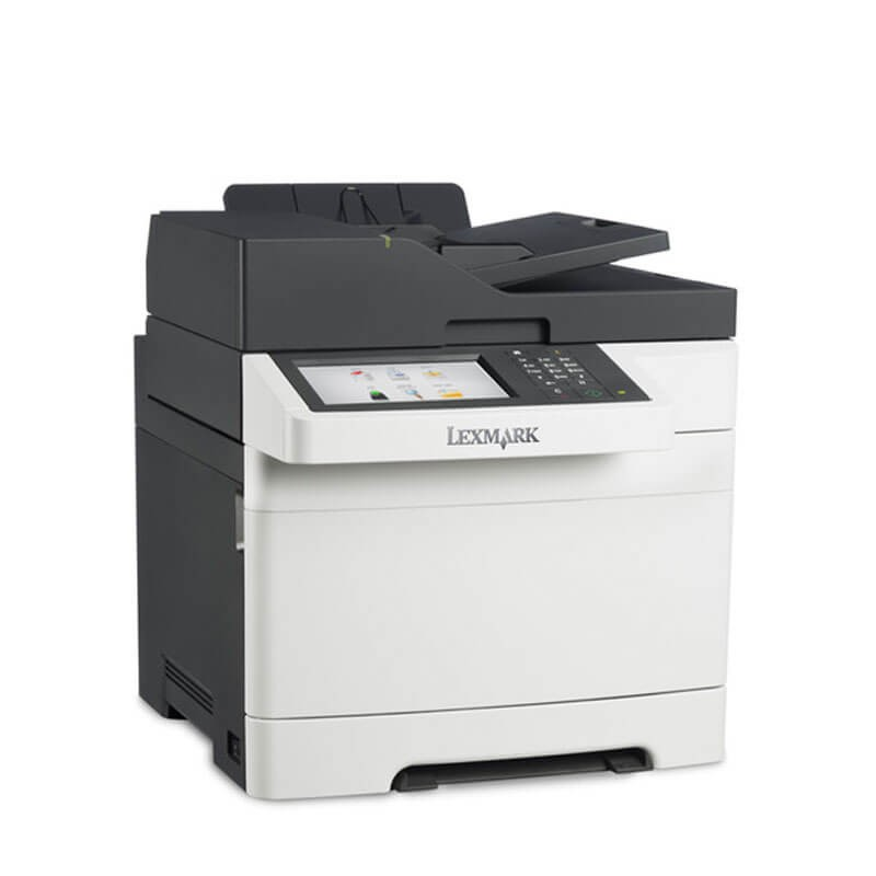 Multifunctionala Refurbished Laser Color Lexmark CX510de