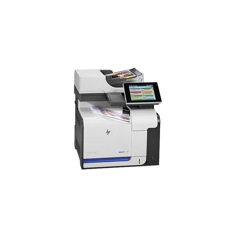 Multifunctionala second hand Color HP LaserJet Enterprise 500 MFP M575f, Tonere Full
