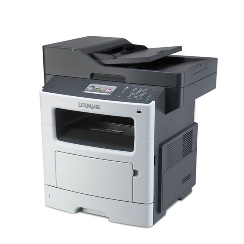 Multifunctionala SH Laser Monocrom Lexmark MX510de