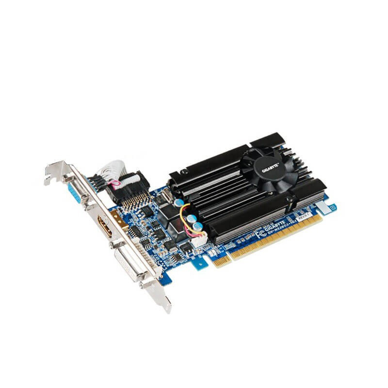 Placa video Refurbished GIGABYTE GV-N520D3-1GI 1GB GDDR3 64-bit
