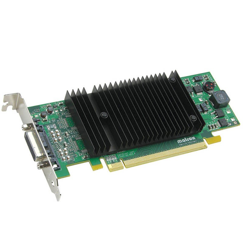 Placa video Refurbished Matrox P690 128MB GDDR2